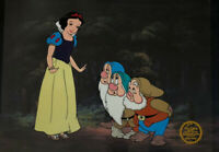 "Disney ""Snow White"" LIMITED EDITION Serigraph Cel"