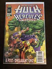 Incredible Hulk - Hercules Unleashed. #1