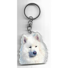 SAMOYEDE  CHIEN PORTE CLES / DOGS K.FOB