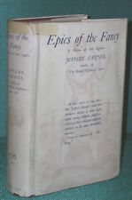 Epics of the Fancy: A Vision of Old Fighters by Jeffery Farnol-1st Ed./DJ-1928