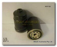 Fuel Filter for Hyundai i30 1.6L CRDi 2007-02/08 WCF126 Z707