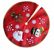 Weihnachtsbaumdecke christbaumdecke tannenbaumdecke Navidad Árbol soporte grande