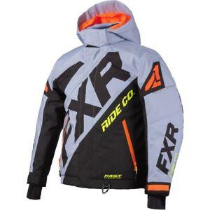 FXR Racing F20 CX Childs Skiing Sledding Snowmobile Jackets