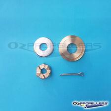 Yamaha 9.9-15hp Prop Propeller Hardware Kit Spacer, Thrust Washer Nut, Split Pin