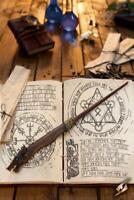 Fafnir Dragon Wand - Wood & Polyurethane Foam for Costume, Cosplay & LARP