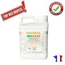 Desherbant Glyphosate Herbicide Total Concentre Jardin Gazon Pelouse Terrasse