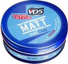 VO5 EXTREME STYLE MATT CLAY 3 X 75ML