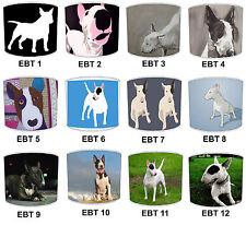Paralumi Ideale Per Inglese Bull Terrier Cuscini & Bull Terrier Cane Letti