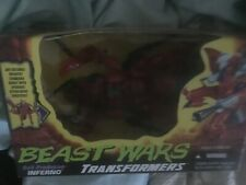 Beast wars inferno unopened new