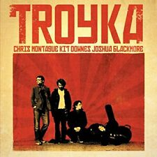 Troyka - Troyka [CD]