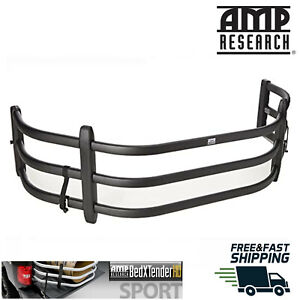 Amp Research® Black Aluminum Bed Xtender HD Sport 2015-2020 GM Colorado Canyon