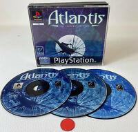 Atlantis Das sagenhafte Abenteuer Playstation 1 PS1 PS X PS One gebraucht in OVP