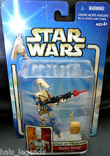 Star Wars Ataque De Los Clones Battle Droid Arena Battle Nuevo! Raro!