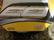Chevrolet Sun Shade Chevy Bowtie Logo Windshield Shade Springshade Universal New