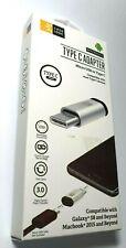 Type C Male-Micro USB 3.1 Female Reversible Adapter Case Logic Premium Quality