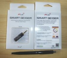SMART LAB Radioaktivität, Strahlenmessgerät, Geigerzähler für Smartphone (NEU!)