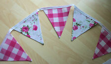 Handmade Floral 100% Cotton Wall Hangings