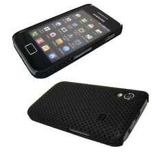 caseroxx Backcover für Samsung S5830 Galaxy Ace in schwarz aus Kunststoff