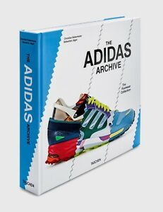Taschen Publication: The Adidas Archive. The Footwear Collection.