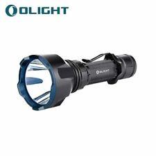Olight Warrior X Turbo Rechargeable LED Flashlight - Black