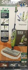 Shark 2 in 1 steam pocket mop -  S4701 ***USED*** (One pad and 2 cups missing)