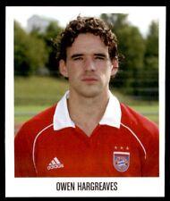Panini Bundesliga Fussball 2005-2006 Owen Hargreaves FC Bayern München No. 400