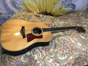 Acoustique Guitare électrique Taylor 410E In Good Condition