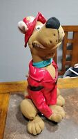 Scooby-Doo Fire Department Cartoon Network Plush Toy Stuffed Animal 16""