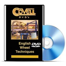 English Wheel Techniques (DVD)/Metalwork/Auto Body
