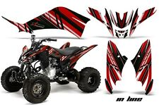 Yamaha Raptor 125 AMR Racing Graphic Kit Wrap Quad Decal ATV All Years INLINE RD