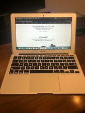 "Apple MacBook Air 11"" Mid 2013 (8gb ram, i5) Amazing condition"