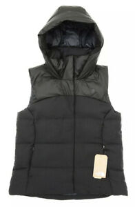 NWT The North Face Women's Novelty Nuptse Vest Color Black Size M