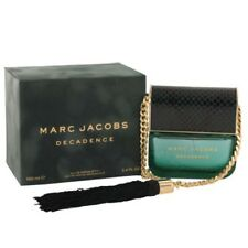 Marc Jacobs Decadence by Marc Jacobs 3.4 oz EDP Perfume for Women New In Box
