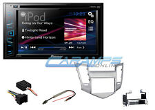 NEW PIONEER DOUBLE 2 DIN CAR STEREO RADIO RECEIVER DECK WITH INSTALLATION KIT