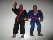 2 Actionfiguren Figuren KARATE KID Bad Boys 14 cm 1986