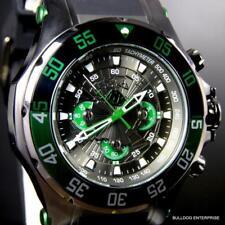 Invicta Marvel Hulk 52mm Limited Edition Chronograph Black Green Watch New