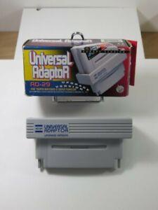UNIVERSAL ADAPTOR AD-29 - UPGRADE VERSION SUPER NINTENDO (FOR SNES & SFC) (BOXED