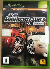 Midnight Club 3: DUB Edition (Microsoft Xbox, 2005)