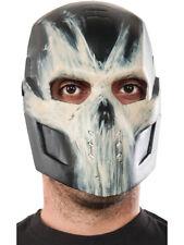 Adults Marvel Captain America Civil War Crossbones 1/2 Mask Costume Accessory
