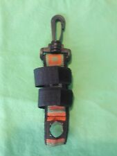 New listing Fly Floatant Double Strap Bottle Holder In Cool Cordura Stitched Nylon Dry Fly