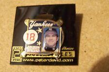 Johnny DAMON New York Yankees photo pin