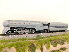 Locomotiva a vapore  Hudson Dreyfus NYC Rivarossi H0 Digitale SOUND +Smoke
