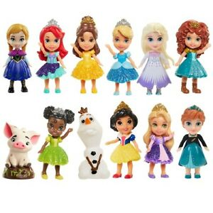 Disney Mini 3-Inch Toddler Dolls *CHOOSE YOUR FAVOURITE*