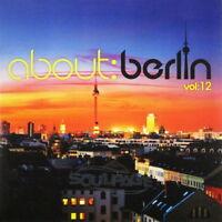 About Berlin Vol.12 - 4*LP NEU / cover not perfect