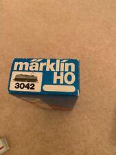 marklin empty train carton