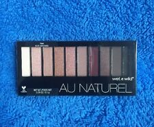 Wet N Wild Au Naturel Eyeshadow Palette - Nude Awakening - MELB STOCK