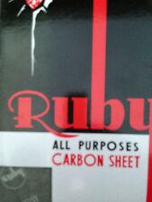 500 X A4 CARBON PAPER SHEETS HAND COPY- BLACK