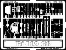 Eduard zoom FE130 1/48 messerschmitt bf 109G academy hobbycraft