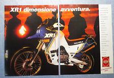 MOTOSPRINT988-PUBBLICITA'/ADVERTISING-1988- GILERA XR1