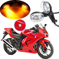 2x Motorcycle Turn Signal Indicator Light For Kawasaki Ninja 250R 2008-2011 2010